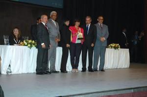 El Departamento de Investigaciones Clinicas del  Hospital Regional Universitario Jose Maria Cabral y Baez, recibe Premio Provincial a la excelencia y Gestion de la calidad