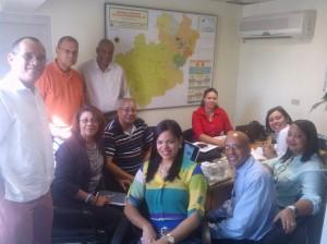 Reunión con el Dr. Frank Fernandez en relación a GESAWORLD