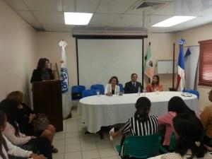 Reunión con el Dr. Adolfo Rodriguez ( DIRECTOR DE LA RED PUBLICA DE SALUD )