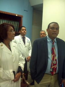 Toma de posesión Dr. Ernesto Rodriguez