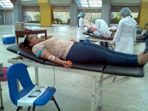 Jornada 18 de Donacion de Sangre PUCMM