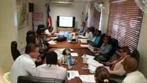 Visita de Supervision y Seguimiento al Cumplimiento de los Acuerdos , Convenios y Contratos de Gestión Por Manuel Pineda en Representación del Servicio Nacional de Salud (SNS)