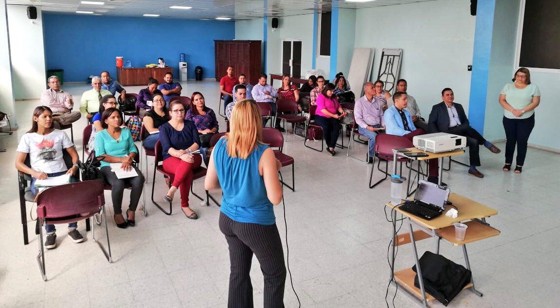 Regional de salud II Norcentral realiza diplomado en auditorias para médicos no certificados
