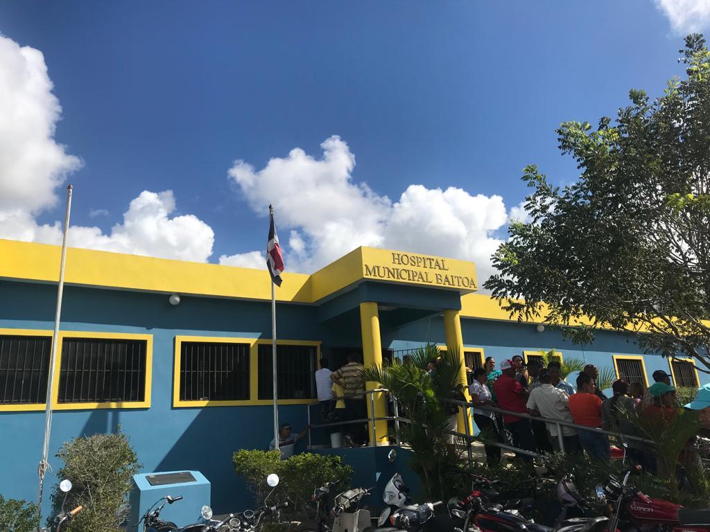 Hospital Baitoa, realizó diversas actividades, para beneficio de sus usuarios.