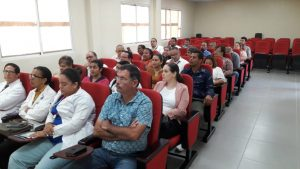Hospitales de la provincia Espaillat coordinan simulacro antisísmico