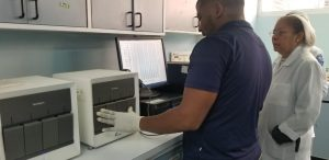 Instalan máquinas para pruebas rápidas de tuberculosis en hospitales SRS Norcentral