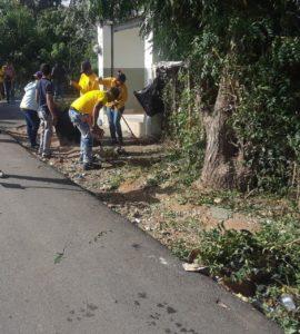 CPN y hospital de Hato del Yaque realizan jornada contra el dengue