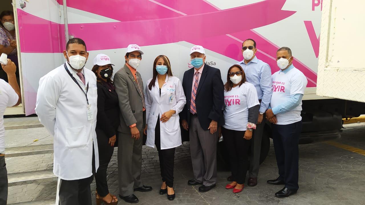 Hospital Cabral y Báez da inicio al programa ´´Prevenir es Vivir´´