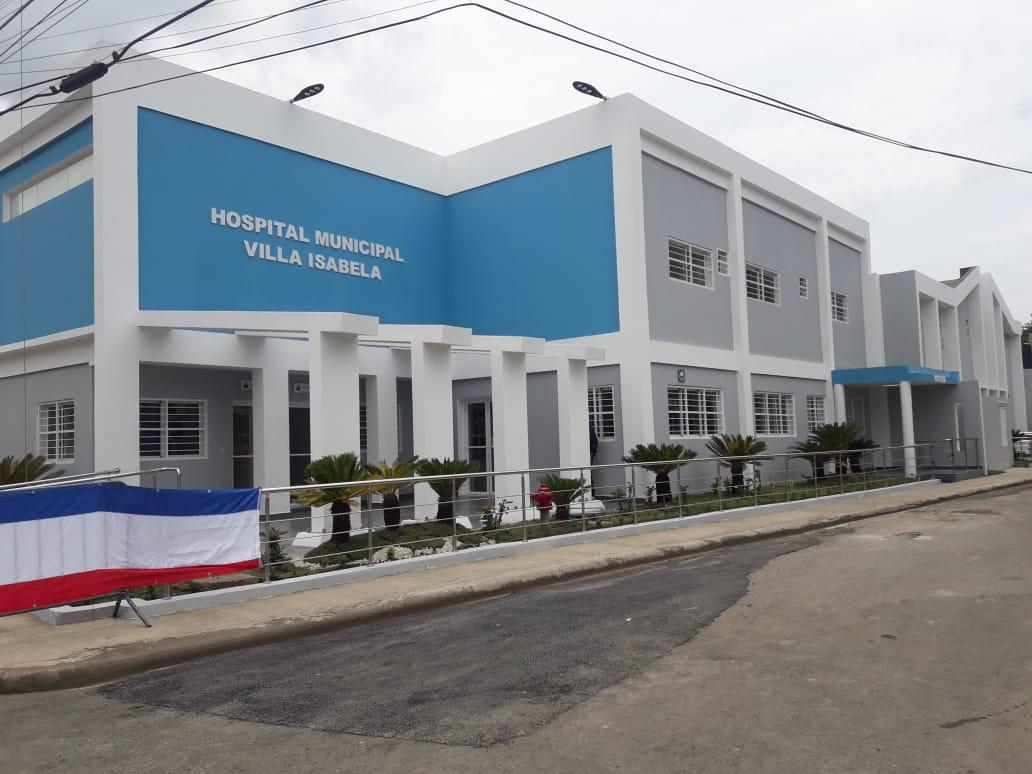 Hospital Isabela ofrece asistencia y seguimiento a paciente que tuvo parto fortuito