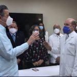Juramentan doctor Alfred Cruz como nuevo director Hospital Arturo Grullón