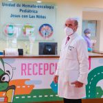 Hospital Arturo Grullón cuenta con personal capacitado y equipos necesarios para abordaje cáncer infantil